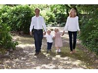 Au-pair live in for a family in London (wandsworth) SW18