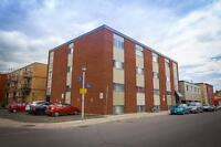 Spacious studio apartment available just north of Downtown Ottaw