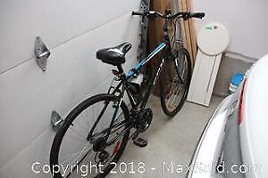 CCM Orion Bicycle And Stool- A