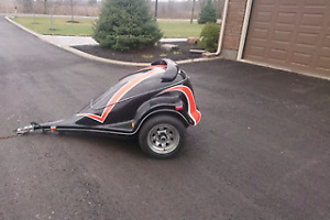 motorcycle trailer for sale