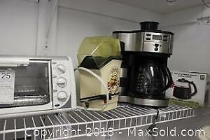 Small Appliances. C