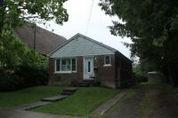 East End Belleville, private yard,3+ bedroom/2bath home for rent