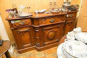 Antique Sideboard C