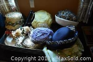 Hat And Purse. B