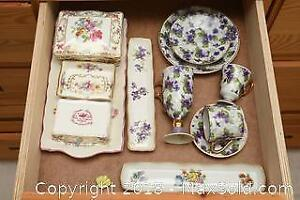 China And Brass Items B