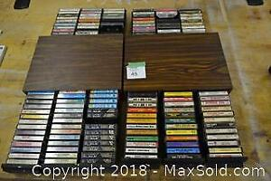 Cassette Tapes-Various Artists-B