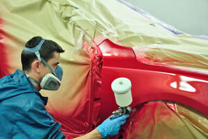 BODYWORK AND WELDING AND PAINT