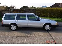1990 Volvo 940 SE / 1 Family Owner Since Purchased New