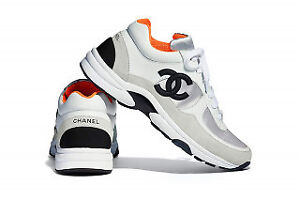 Chanel Trainers( 7.5)