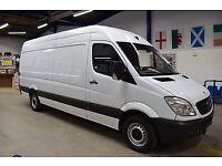 man & van 15p/h removals service last minted booking