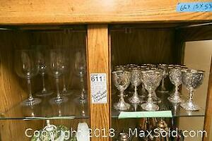 Goblets and Glassware A