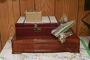 Jewellery And Boxes A