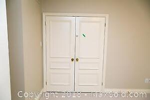 Pair of Closet Doors C