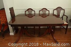Dining Table. C