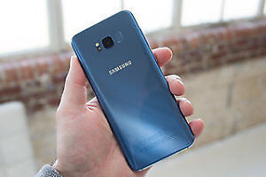 BRAND NEW S8 CORAL BLUE 64GB