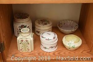 Trinket Boxes And More B