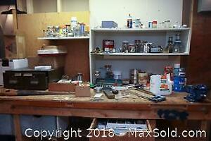 Contents of Work Bench A