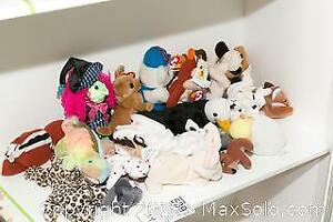 Beanie Babies And More A