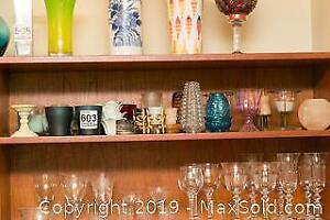 Candles And Candleholders - A