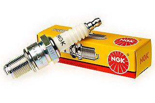 NGK plug [Made in Japan] BKR6EYA-11 6-pcs Free shipping