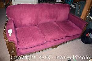 Vintage Couch C