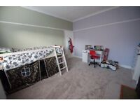 WHITE CABIN BED - FOR SALE