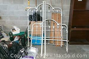 Iron Bed Frame C