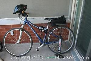 Quantum Brodie Bike and Accessories