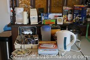 Small Appliances And Kitchen Tools. A