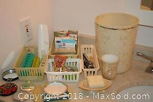 Personal Care Items and Bathroom Accessories