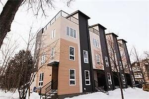 Luxury 2 Bed 3 Level Condo's w/ Rooftop Patio. Corydon Village