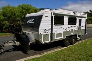 2013 Spinifex Nomadix LT 18'6 Whitfield Cairns City Preview