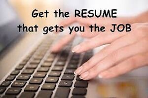 Professional Resume Writing & Editing Services