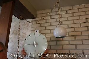 Clock And Light. A