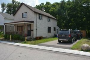 Detached single family home for rent