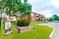 Spacious 1 bedroom apartments for rent! - Minutes to CFB Trenton