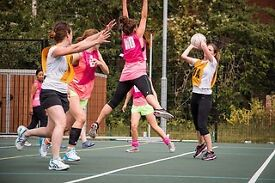 Ladies Netball Team - Social League in Highbury
