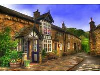 Head Chef & Sous Chef Required For Busy Country Pub