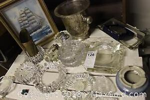 Ashtrays, Lighters, Coasters and More. A