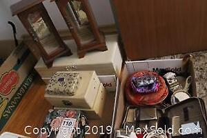Jewellery Boxes and Personal Care. A