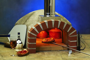 MODULAR OUTDOOR PIZZA OVEN