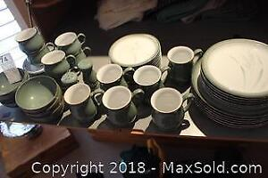 Denby Dishes. A
