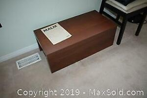 Ikea Storage Chest, Mirror, Chair and Lamp B