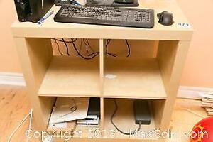 Cubby Cabinet- B