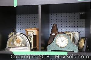 Mantle Clocks, Metronome and More A