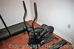 Step and Thigh Exercise Equipment C