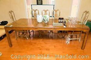 Wooden Dining Table C