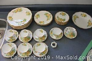 Royal Albert Tea Rose China Set
