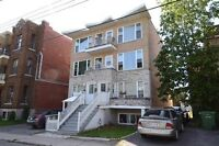 5 1/2 Lachine next to College Ste-Anne available 1st of July