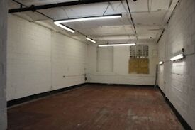 Business Workshop Unit 1700sq. ft. Rochdale £85.00p.w. suitable most uses Drive in